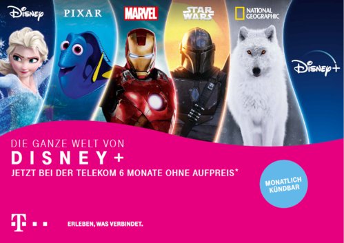 Download: Disney +