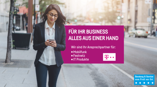 Video: GK Business aus einer Hand