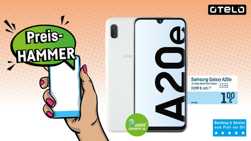 Download: Samsung Galaxy A20e Juni 2020 FB