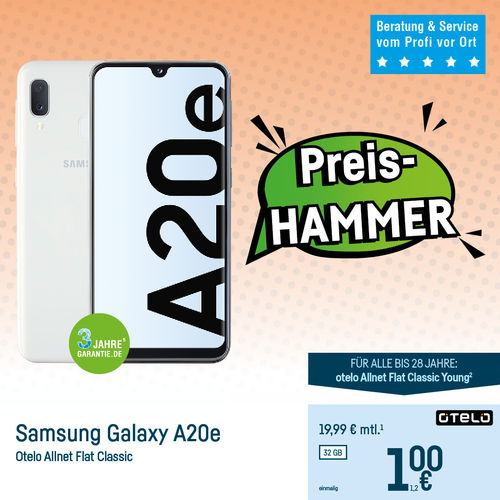 Download: Samsung Galaxy A20e Juni 2020 IG