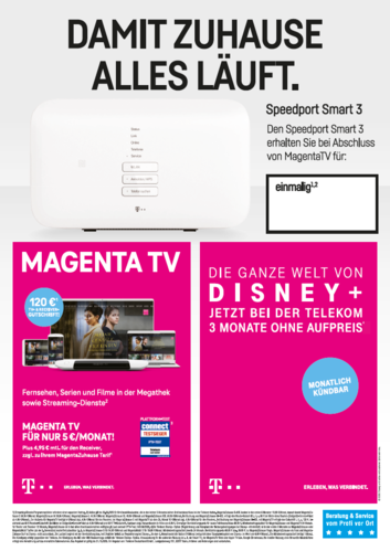 Download: Telekom Speedport Smart 3 Juli 2020